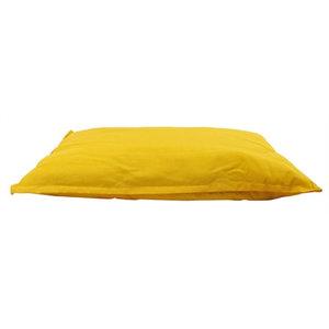 Woefwoef Woefwoef hondenkussen comfort panama geel
