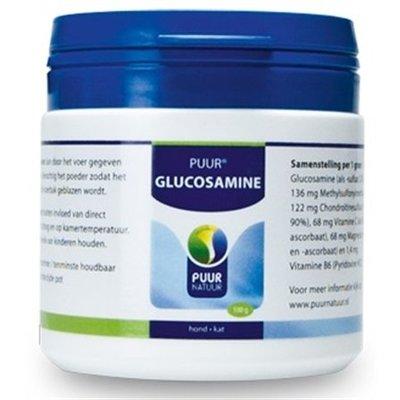 Puur natuur Puur glucosamine voor de hond en kat