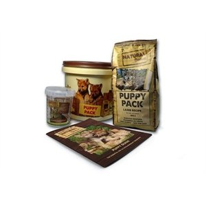 Natural greatness Natural greatness puppy pack lamb
