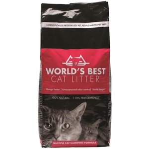 World's best World's best kattenbakvulling extra strength