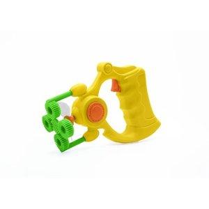 Bubble dog Bubble dog bellenblaas pistool elektrisch pindakaassmaak