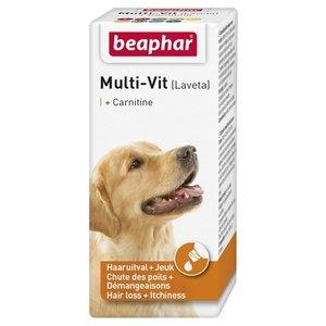 Beaphar Beaphar multi-vit laveta + carnitine hond