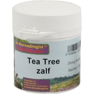 Dierendrogist Dierendrogist tea tree zalf