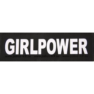 Julius k9 Julius k9 labels voor power-harnas/tuig girlpower