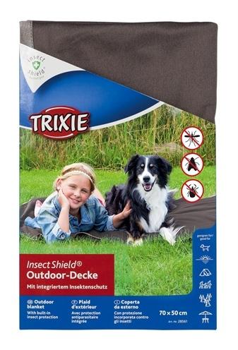 Trixie Insect Shield Deken Bruin