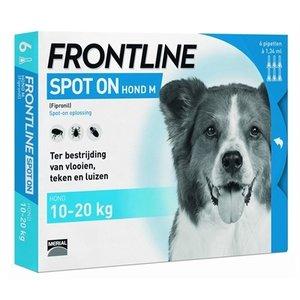 Frontline Frontline hond spot on medium