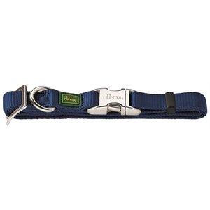 Hunter Hunter halsband vario basic alu-strong marine blauw