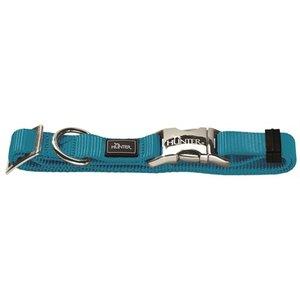 Hunter Hunter halsband vario basic alu-strong turquoise