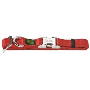 Hunter Hunter halsband vario basic alu-strong rood