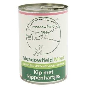 Meadowfield Meadowfield meat blik kip / kippenhart