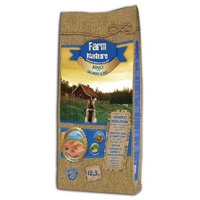 Farm nature Farm nature salmon / rice