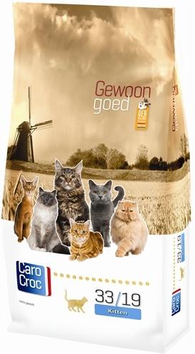 Carocroc 33/19 Kitten kattenvoer 7 kg