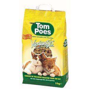 Tom poes Tom poes droog variantjes