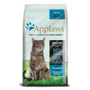 Applaws Applaws cat adult droog ocean fish / salmon