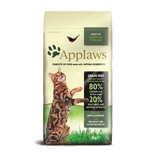 Applaws Applaws cat adult chicken / lamb