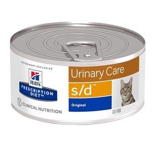 Hill's prescription diet 24x hill's feline s/d