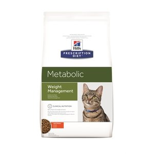 Hill's prescription diet Hill's feline metabolic
