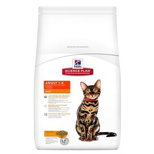 Hill's science plan Hill's feline adult light kip