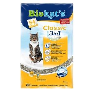 Biokat's Zzzbiokat's kattenbakvulling classic