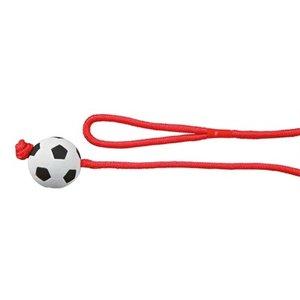 Trixie Trixie voetbal aan touw schuimrubber drijvend