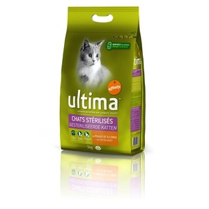 Ultima Ultima kat sterilised kip