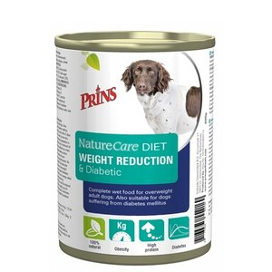 Prins Prins naturecare diet dog weight reduction & diabetic