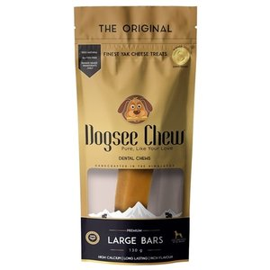 Dogsee chew Dogsee chew large bars