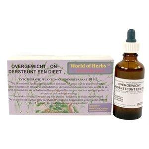 World of herbs World of herbs fytotherapie overgewicht