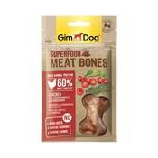 Gimdog Gimdog superfood meat bones kip / cranberry / rozemarijn