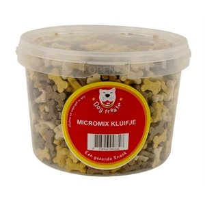 Dog treatz Dog treatz micromix kluifjes