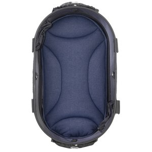 Airbuggy Airbuggy mat voor dome2 sm denim blauw