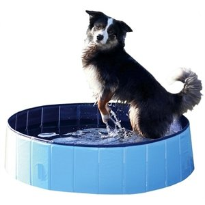 Trixie Trixie hondenzwembad lichtblauw / blauw