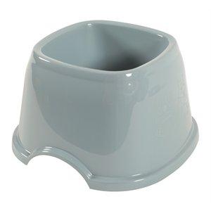 Zolux Zolux non-slip voerbak blauw / grijs assorti