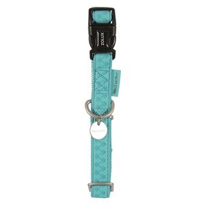 Macleather Macleather halsband blauw