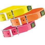 Hunter Hunter halsband convenience neon geel