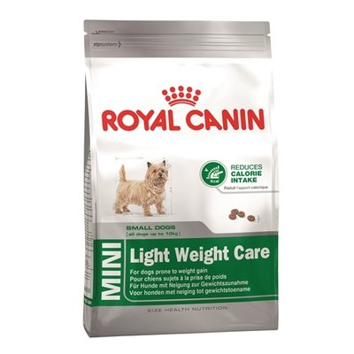 Royal canin Royal canin mini light weight care