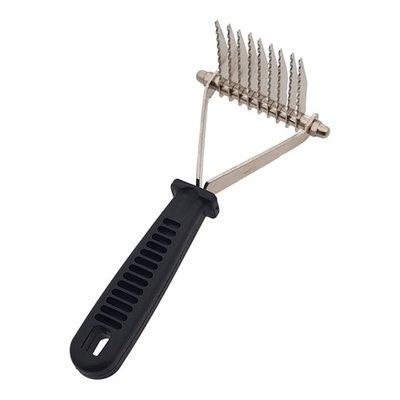 Tools-2-groom Tools-2-groom klittenhark kunststof greep