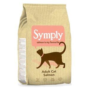 Symply Symply cat adult kattenvoer zalm