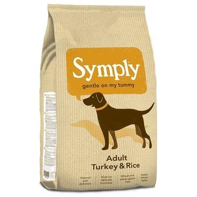 Symply Symply adult kalkoen/rijst