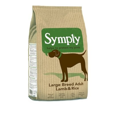 Symply Symply large breed adult lam / rijst