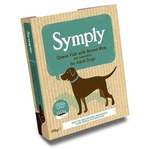 Symply 7x symply adult vis/rijst