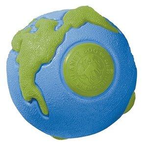 Planet dog Planet dog orbee bal blauw / groen