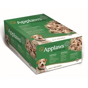 Applaws Applaws dog blik multipack recipi selectie