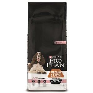 Pro plan Pro plan dog adult medium / large 7+ sensitive skin