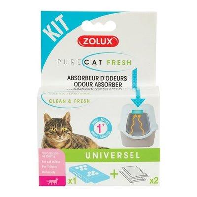 Zolux Zolux purecat fresh kattenbak filters