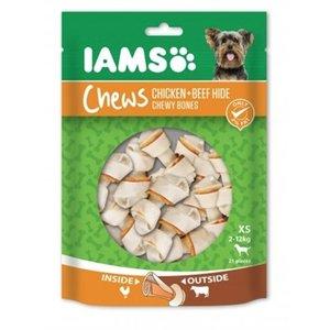 Iams Iams chews chicken/beef hide chewy bones