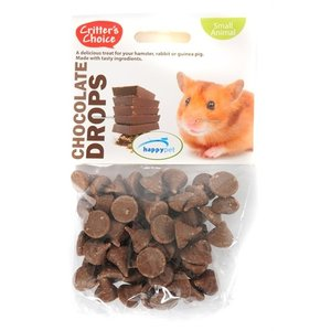Critter's choice ! critter's choice chocolate snack knaagdier
