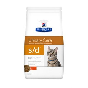 Hill's prescription diet Hill's feline s/d struviet/nierstenen/blaasgruis