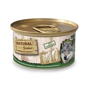 Natural greatness Natural greatness monoproteic lamb recipe
