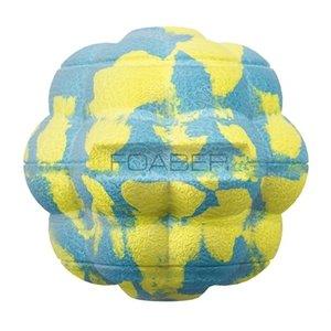 Foaber Foaber bump bal voerbal foam / rubber blauw / groen